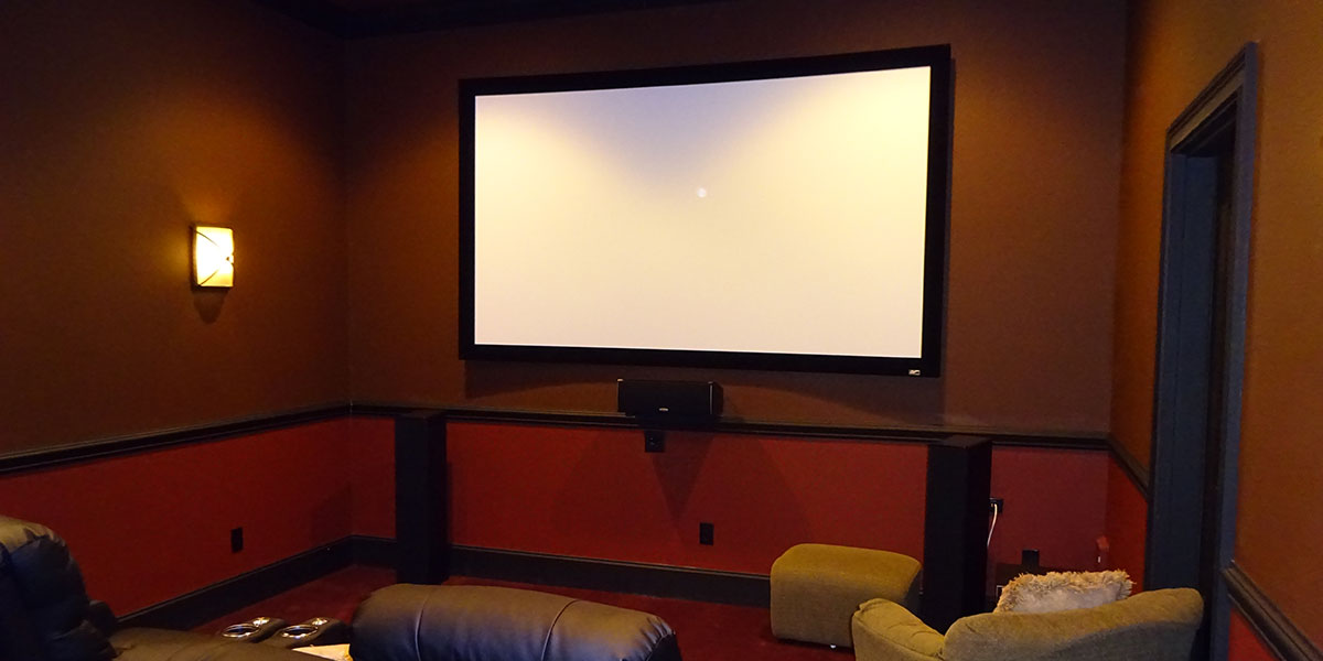 Home Cinema Installation Greenville, SC