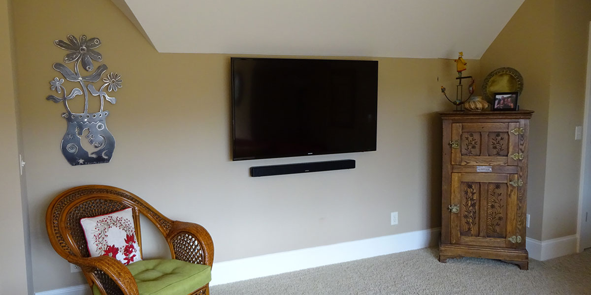 Sound Bar Installation Greenville, SC