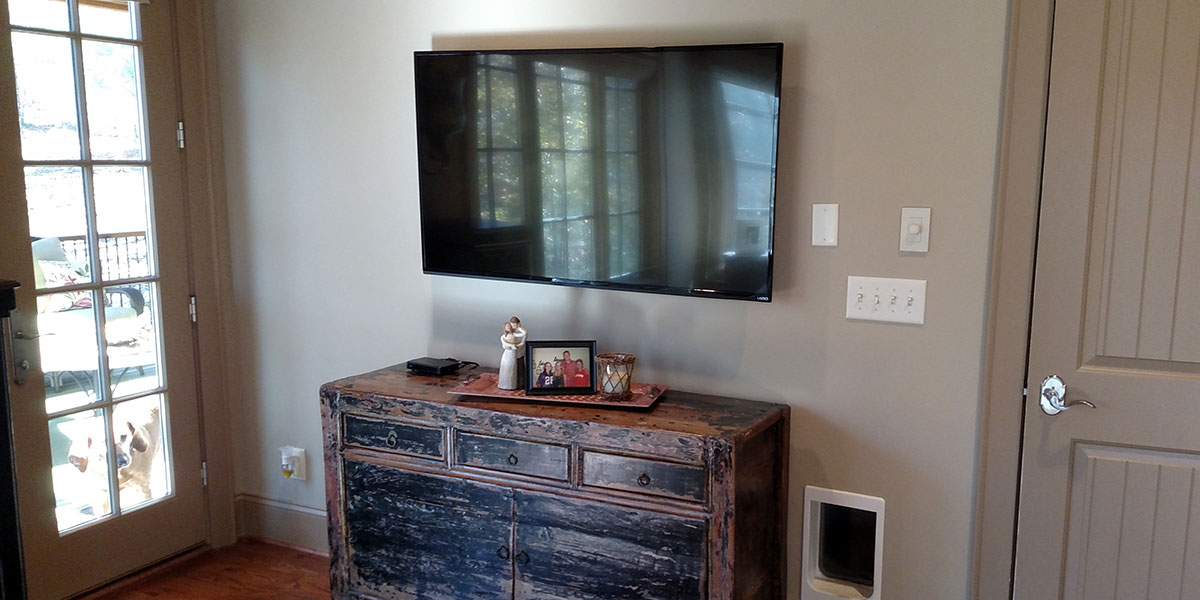 TV Installation Greenville, SC