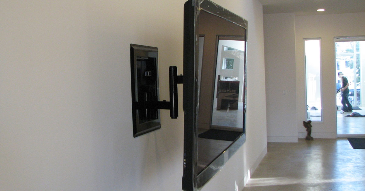 Types of Flat Panel TV Mounts How to Choose Which is