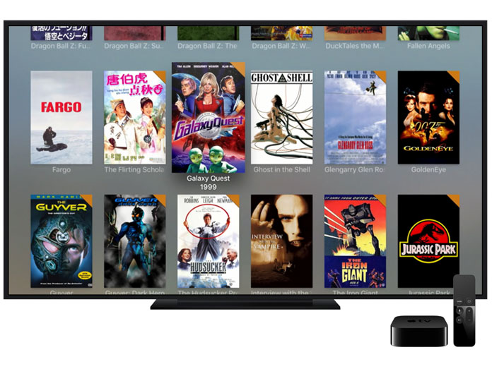 Apple TV 32GB streaming media player