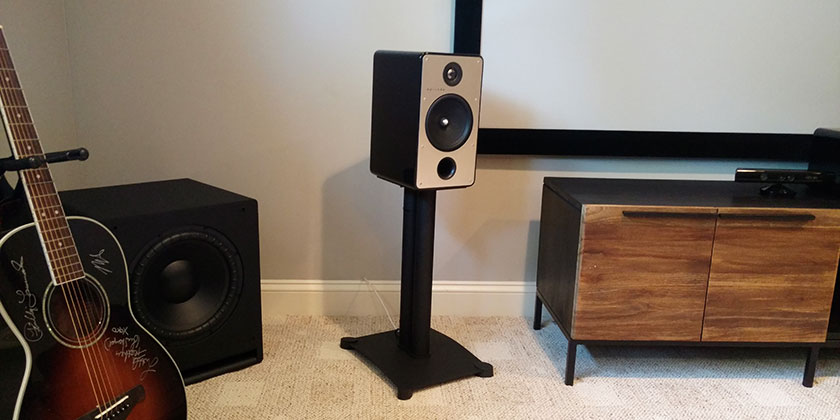 Episode Subwoofer and Bookshelf Speakers